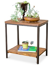 Layna End Table, Quick Ship