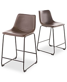 Spycer Counter Stool (Set Of 2)