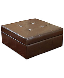 William Storage Ottoman, Quick Ship