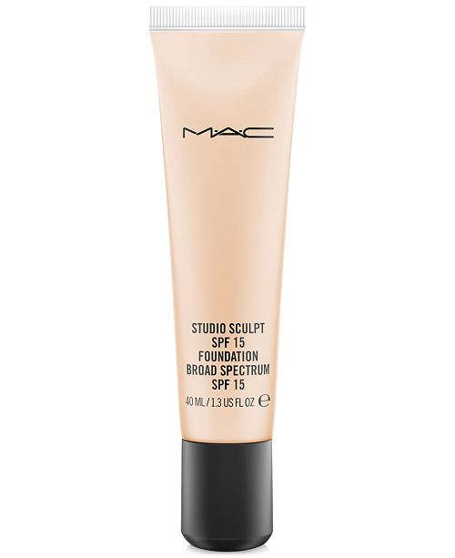 MAC Studio Sculpt SPF 15 Foundation