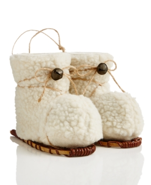 Holiday Lane Snow Boots...