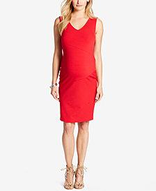 Jessica Simpson Maternity Sleeveless Sheath Dress