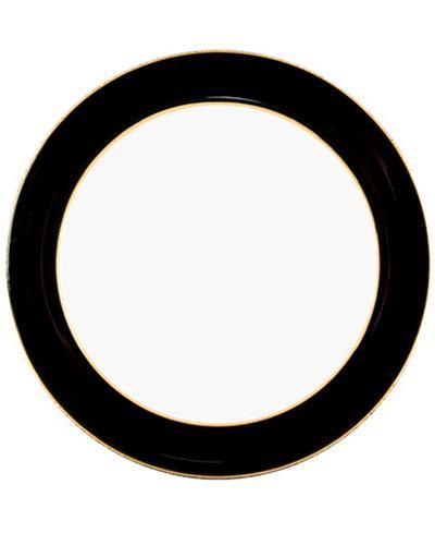Denby Dinnerware, Praline Noir Dinner Plate