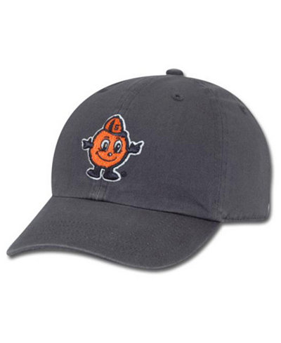 '47 Brand Boys' Syracuse Orange CLEAN UP Cap