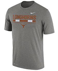 Nike Men's Texas Longhorns Legend Staff Sideline T-Shirt