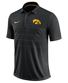 Nike Men's Iowa Hawkeyes Early Season Coach Polo