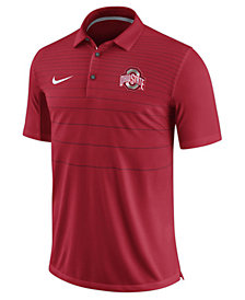 Nike Men's Ohio State Buckeyes Early Season Coach Polo