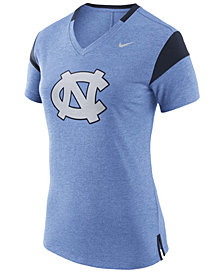 Nike Women's North Carolina Tar Heels Fan V Top T-Shirt