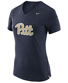 Nike Women's Pittsburgh Panthers Fan V Top T-Shirt