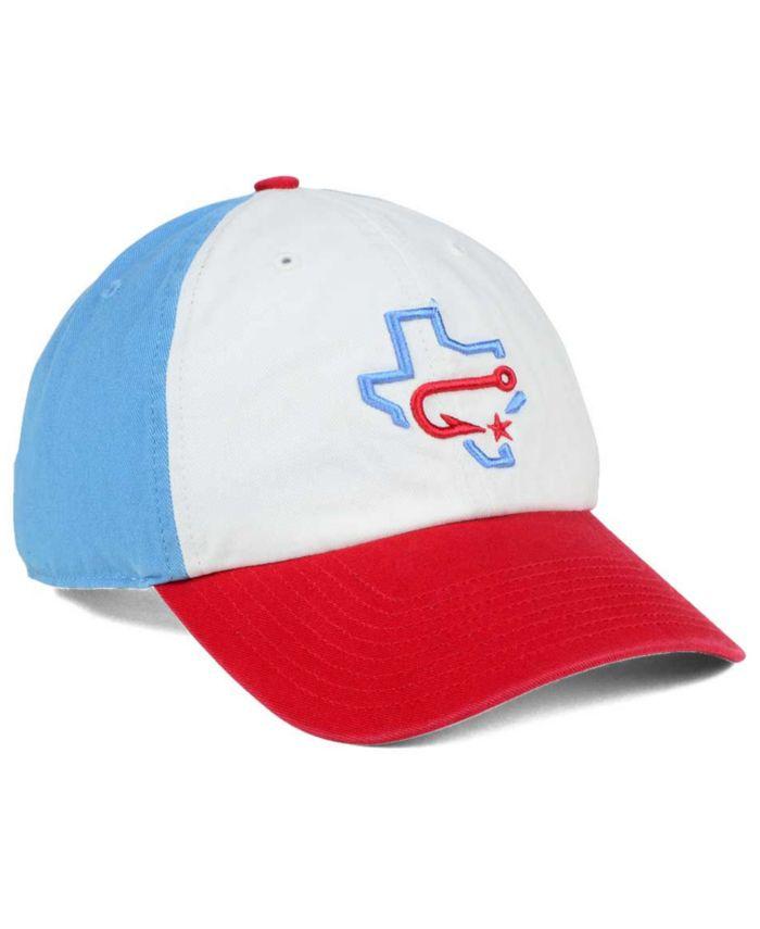 '47 Brand Corpus Christi Hooks CLEAN UP Cap & Reviews - Sports Fan Shop By Lids - Men - Macy's