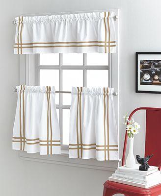 CHF Sawyer Window Treatment Collection