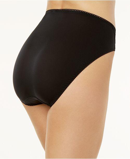 usa cheap sale premium selection great deals Wacoal Bodysuede Lace Leg Hi Cut Brief 89371 & Reviews - Bras ...