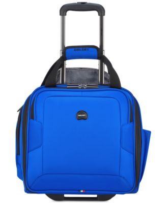Opti-Max Wheeled Under-Seat Suitcase, Created for Macy's
