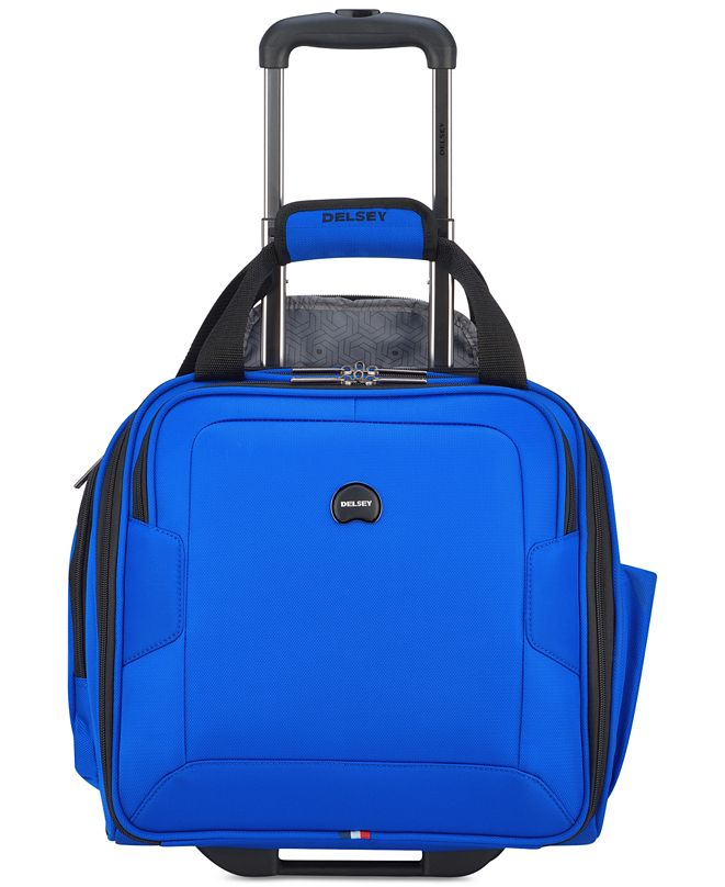 Delsey CLOSEOUT! Opti-Max Wheeled Under-Seat Suitcase, Created for Macy's