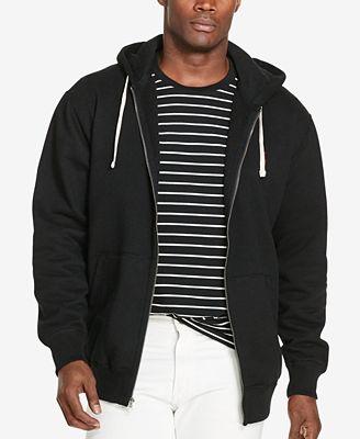 Polo Ralph Lauren Mens Big And Tall Classic Fleece Full Zip Hoodie