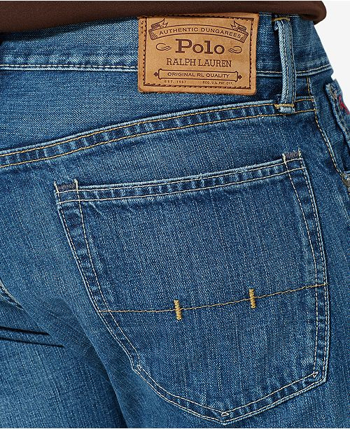 a9930eb4 ... Straight Jean; Polo Ralph Lauren Men's Hampton Relaxed Straight ...