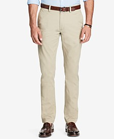 Men's Slim-Fit Chino Pants