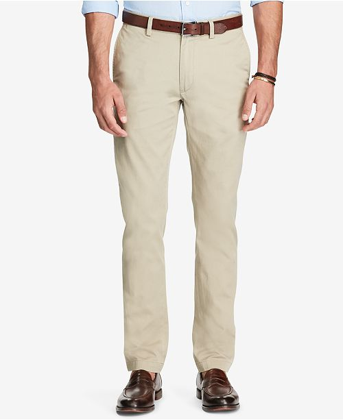 Polo Ralph Lauren Men's Slim-Fit Chino Pants