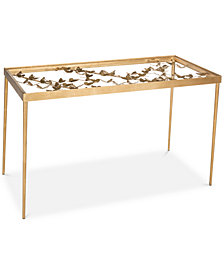 Rosalia Butterfly Desk, Quick Ship