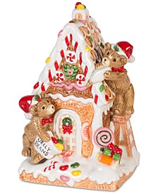 First Ladies Gingerbread Musical Figurine