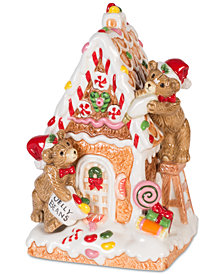 Fitz and Floyd First Ladies Gingerbread Musical Figurine