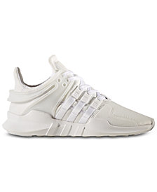 adidas Big Boys' EQT Support ADV Casual Athletic Sneakers from Finish Line