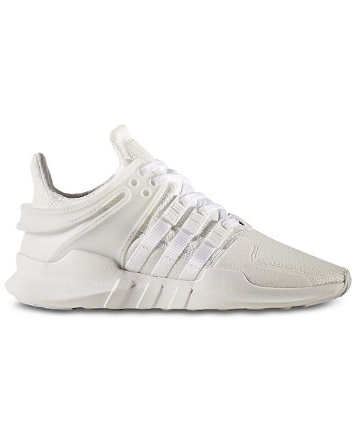 547ce9bbe975 ... adidas Big Boys  EQT Support ADV Casual Athletic Sneakers from Finish  ...
