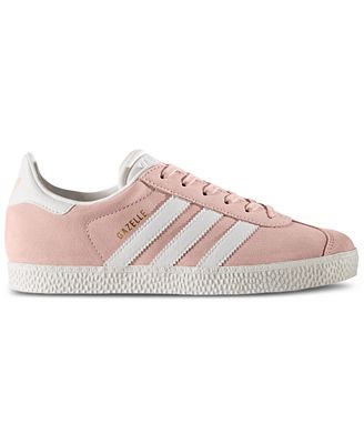 adidas Big Girls' ' Gazelle Casual Sneakers from Finish Line