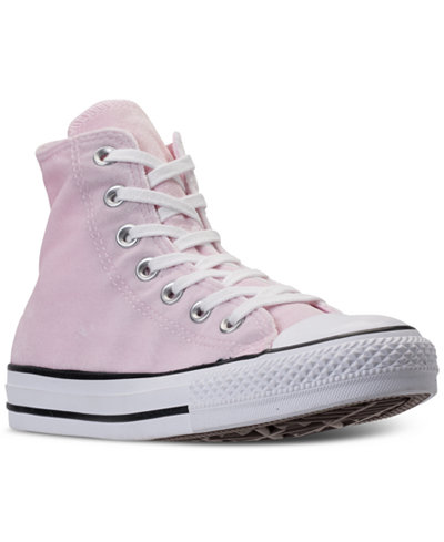 Converse Women's Chuck Taylor Hi Velvet Casual Sneakers from Finish Line