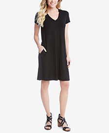 Karen Kane Quinn V-Neck Dress
