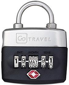 Go Travel Birthday Lock