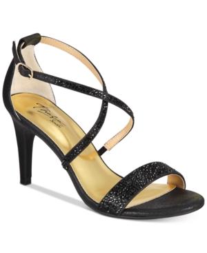 Thalia Sodi Darria Strappy Sandals, Created for Macy