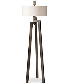 Uttermost Mondovi Tripod Floor Lamp
