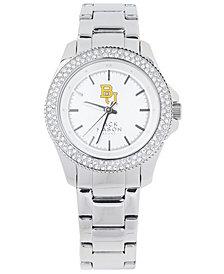 Jack Mason Women's Baylor Bears Glitz Sport Bracelet Watch