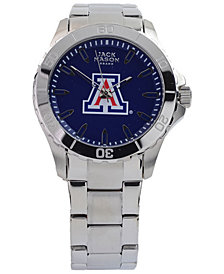 Jack Mason Men's Arizona Wildcats Color Sport Bracelet Watch