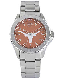 Jack Mason Men's Texas Longhorns Color Sport Bracelet Watch