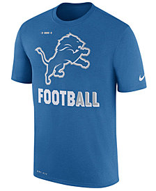 Nike Men's Detroit Lions Legend Football T-Shirt