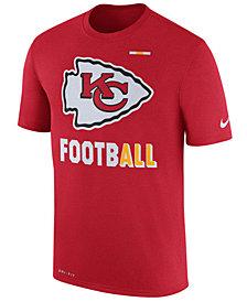 Nike Men's Kansas City Chiefs Legend Football T-Shirt