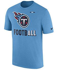 Nike Men's Tennessee Titans Legend Football T-Shirt