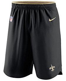 Nike Men's New Orleans Saints Vapor Shorts