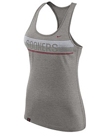 Nike Women's Oklahoma Sooners Touch Tank