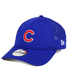 New Era Chicago Cubs Perf Pivot 2 9TWENTY Adjustable Cap