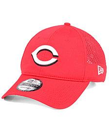 New Era Cincinnati Reds Perf Pivot 2 9TWENTY Adjustable Cap