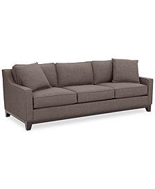 "Keegan 90"" Fabric Sofa - Custom Colors, Created for Macy's"