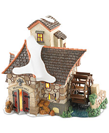 Department 56 Dicken's Village Brandon Mill