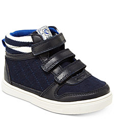 Carter's Terry High-Top Casual Sneakers, Toddler Boys & Little Boys