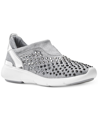 MICHAEL Michael Kors Ace Trainer Embellished Slip On