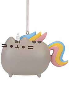 D56 Disney Pusheen Magical Unicorn Ornament