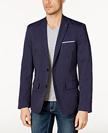 I.N.C. Men's Classic-Fit Pinstriped Blazer, Created for Macy's