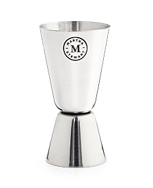 Martha Stewart Collection Double Jigger, Created for Macy's